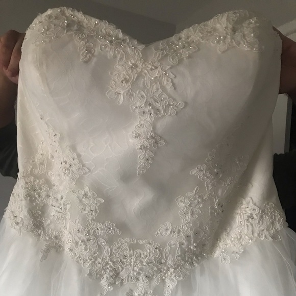 Sincerity Bridal Dresses & Skirts - New Unaltered Bridal Gown!